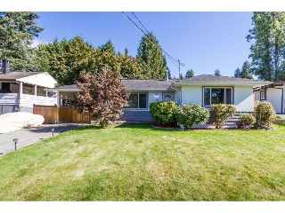 Main Photo: 11266 LOUGHREN Drive in Surrey: Bolivar Heights House for sale (North Surrey)  : MLS® # R2111434