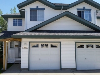 Main Photo:  in Edmonton: Zone 27 Townhouse for sale : MLS(r) # E4048007