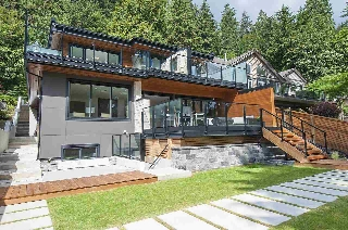 Main Photo: 2422 BADGER Road in North Vancouver: Deep Cove House for sale : MLS(r) # R2137109