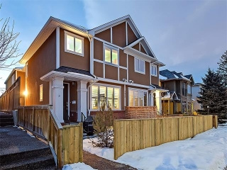 Main Photo: 1 2423A 29 Street SW in Calgary: Killarney/Glengarry House for sale : MLS® # C4103400