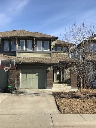 Main Photo: 2285 Austin Way SW in Edmonton: Zone 56 House Half Duplex for sale : MLS(r) # E4058149