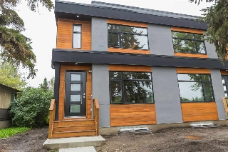 Main Photo:  in Edmonton: Zone 15 House Half Duplex for sale : MLS(r) # E4059607
