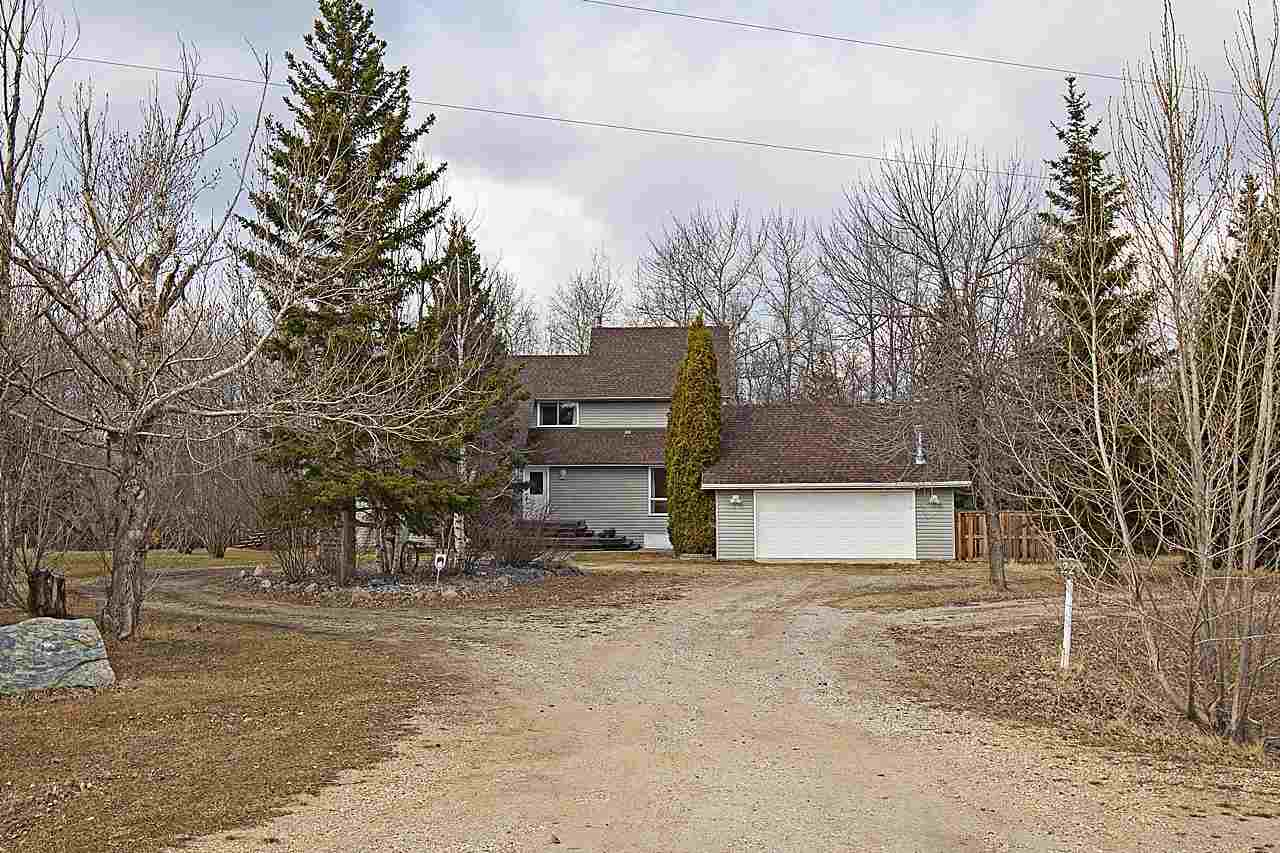 Main Photo: 22 Salmon Drive: Rural Sturgeon County House for sale : MLS(r) # E4059866
