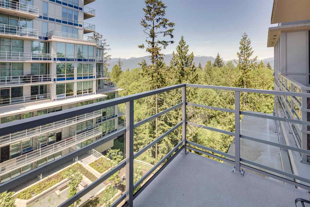 "Photo 12: 501 9080 UNIVERSITY Crescent in Burnaby: Simon Fraser Univer. Condo for sale in ""ALTITUDE"" (Burnaby North)  : MLS® # R2172445"