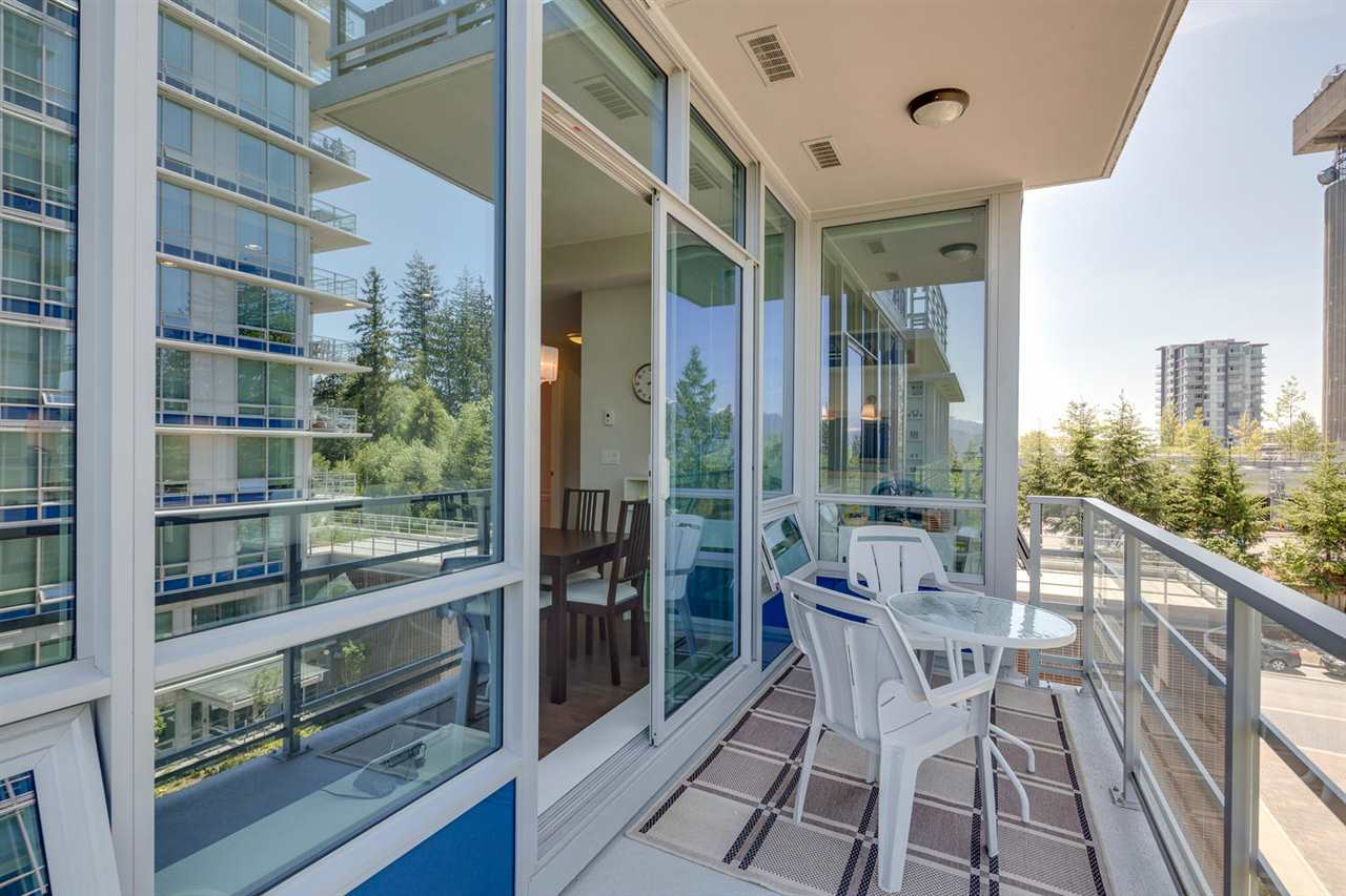 "Photo 13: 501 9080 UNIVERSITY Crescent in Burnaby: Simon Fraser Univer. Condo for sale in ""ALTITUDE"" (Burnaby North)  : MLS® # R2172445"