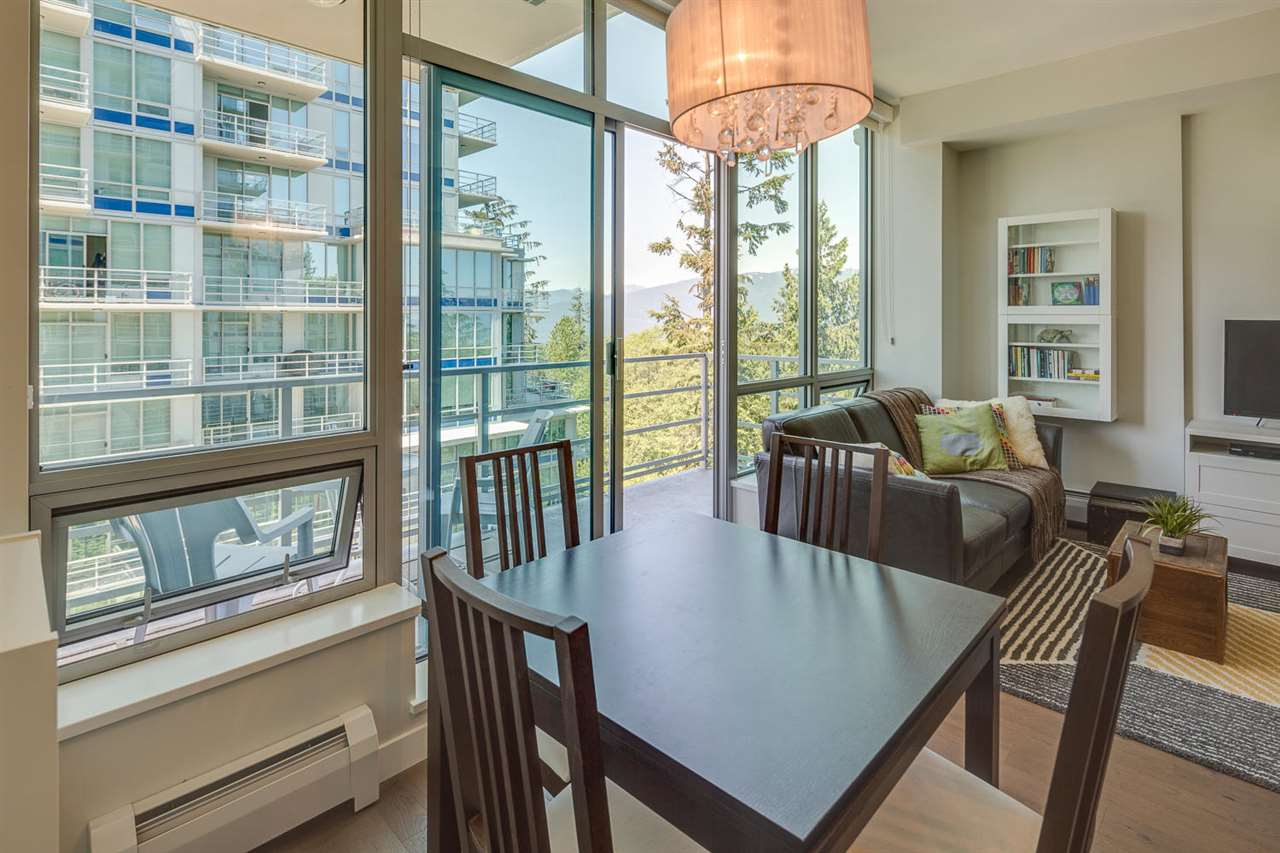 "Photo 10: 501 9080 UNIVERSITY Crescent in Burnaby: Simon Fraser Univer. Condo for sale in ""ALTITUDE"" (Burnaby North)  : MLS® # R2172445"