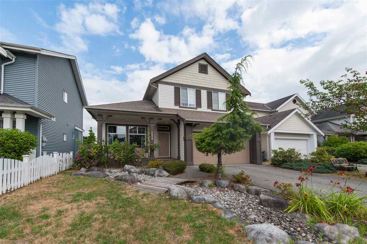 Main Photo: 1079 EUPHRATES Crescent in Port Coquitlam: Riverwood House for sale : MLS® # R2184565