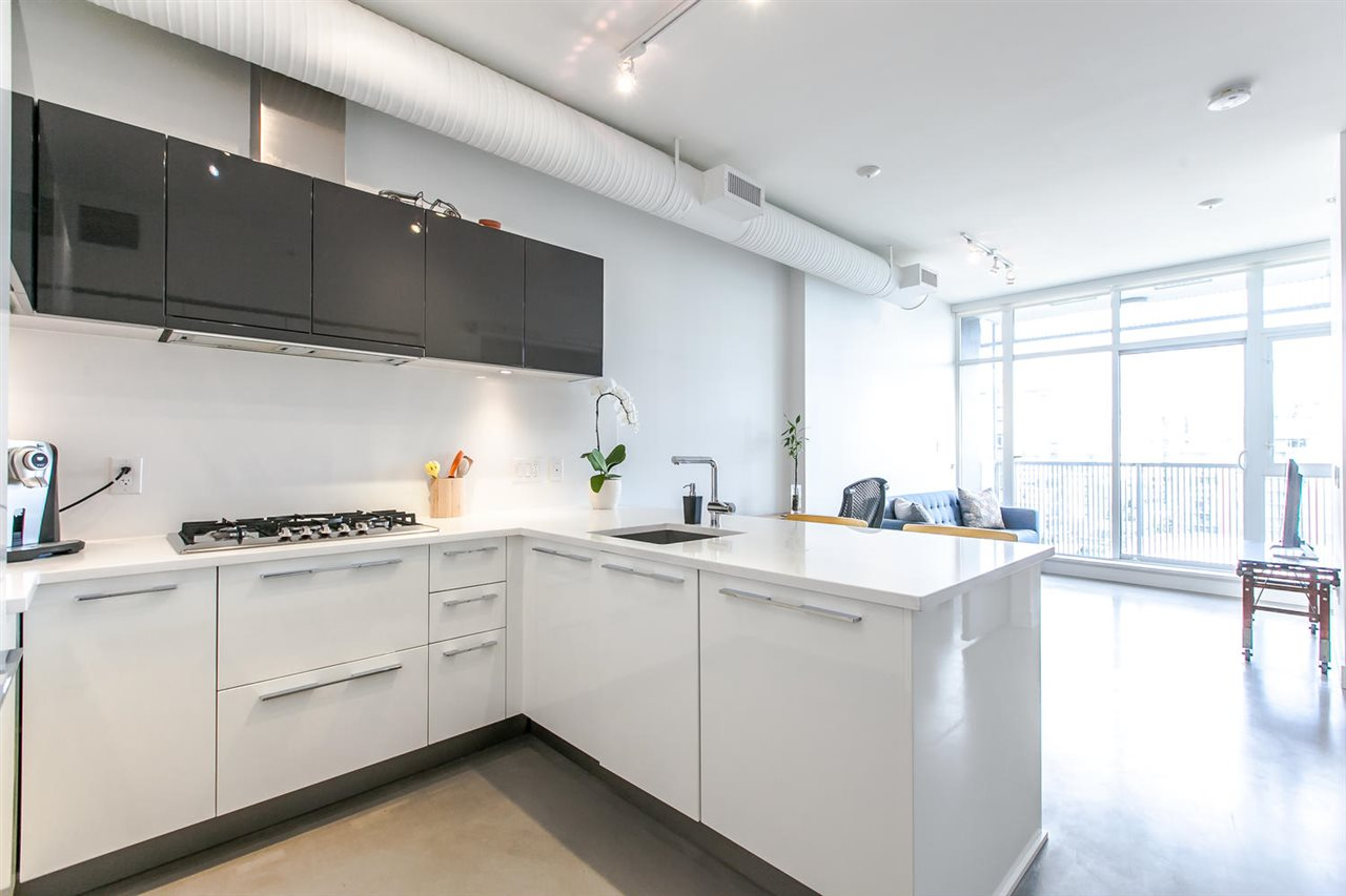 "Main Photo: 1007 108 E 1ST Avenue in Vancouver: Mount Pleasant VE Condo for sale in ""MECCANICA"" (Vancouver East)  : MLS® # R2207376"