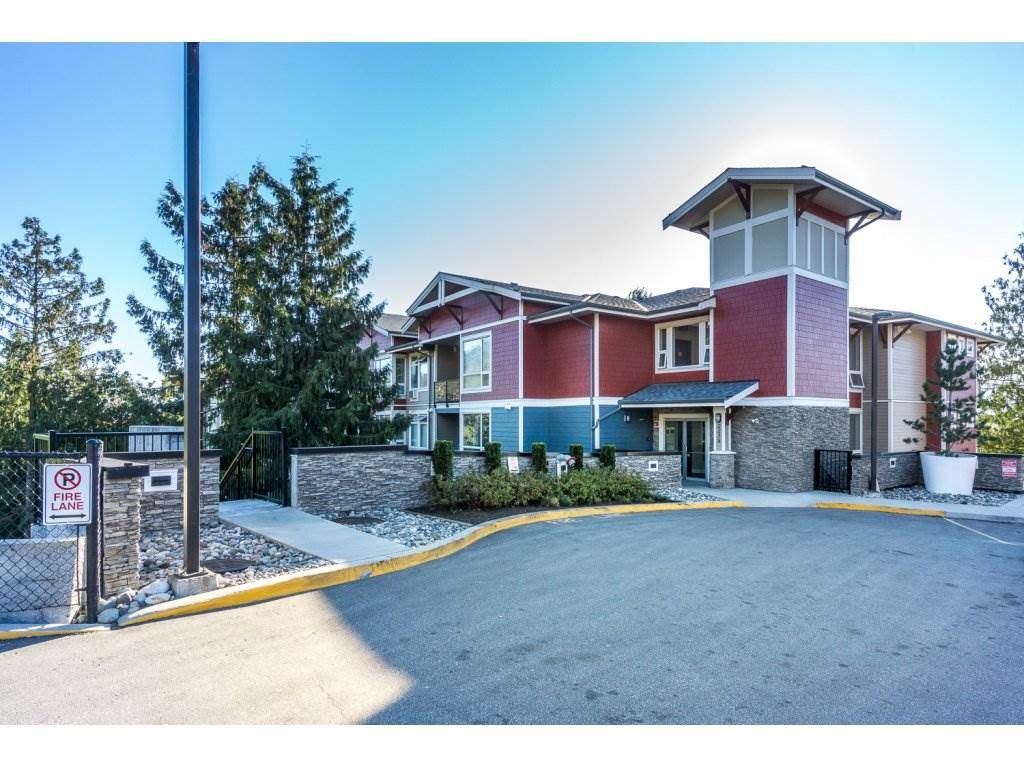 "Main Photo: 312 2238 WHATCOM Road in Abbotsford: Abbotsford East Condo for sale in ""WATERLEAF"" : MLS®# R2210665"