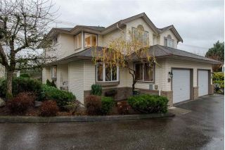 "Main Photo: 10 3222 IMMEL Street in Abbotsford: Abbotsford East Townhouse for sale in ""Willow Ridge"" : MLS® # R2225254"