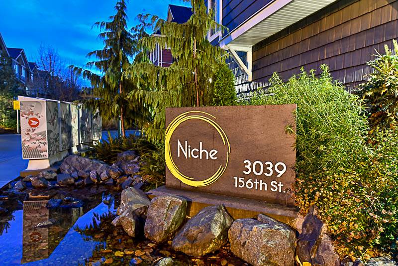 "Main Photo: 39 3039 156 Street in Surrey: Grandview Surrey Townhouse for sale in ""Niche"" (South Surrey White Rock)  : MLS® # R2225779"