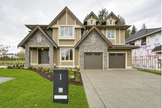 "Main Photo: 1 24453 60 Avenue in Langley: Salmon River House for sale in ""Hyde Canyon"" : MLS®# R2230767"