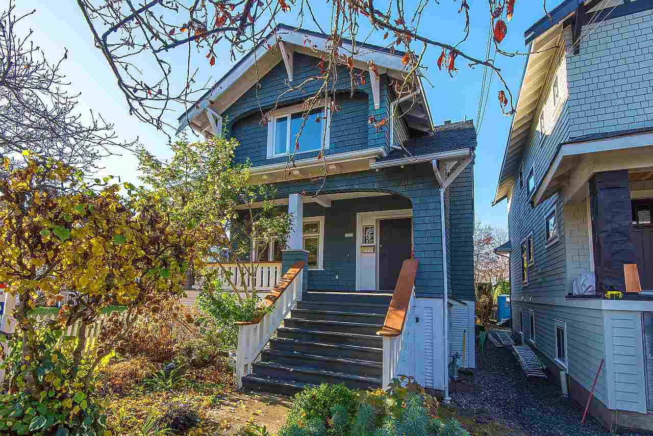 Main Photo: 2221 DUNBAR Street in Vancouver: Kitsilano House for sale (Vancouver West)  : MLS®# R2240105