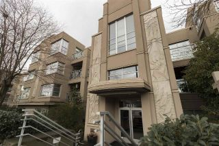 Main Photo: 211 2983 W 4TH Avenue in Vancouver: Kitsilano Condo for sale (Vancouver West)  : MLS® # R2244588