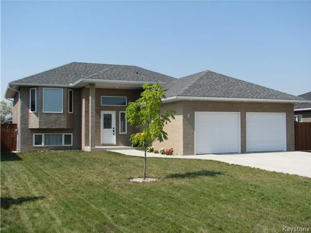 Main Photo: 6 Laing Gate in Steinbach: R16 Residential for sale : MLS®# 1804776