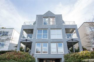 Main Photo: 2232 YORK Avenue in Vancouver: Kitsilano Townhouse for sale (Vancouver West)  : MLS®# R2255539