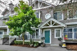 "Main Photo: 75 2422 HAWTHORNE Avenue in Port Coquitlam: Central Pt Coquitlam Townhouse for sale in ""Hawthorne Gate"" : MLS®# R2257534"