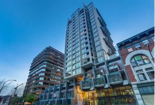 Main Photo: 707 1133 HORNBY Street in Vancouver: Downtown VW Condo for sale (Vancouver West)  : MLS®# R2258151