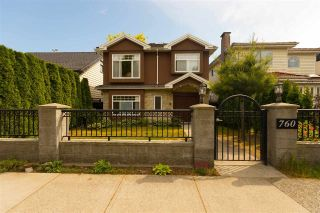 Main Photo: 760 E 49TH Avenue in Vancouver: South Vancouver House for sale (Vancouver East)  : MLS®# R2270369