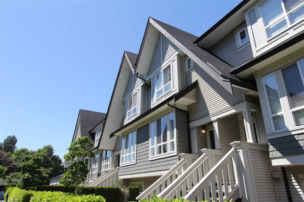 Main Photo: 42 9133 SILLS Avenue in Richmond: McLennan North Townhouse for sale : MLS®# R2278302