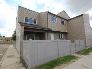Main Photo: 1790 Lakewood Road S in Edmonton: Zone 29 Townhouse for sale : MLS®# E4116850