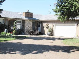 Main Photo: 182 52063 Range Road 225: Rural Strathcona County House for sale : MLS®# E4118899