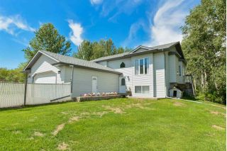 Main Photo: 112 53319 RGE RD 14 Road: Rural Parkland County House for sale : MLS®# E4119817
