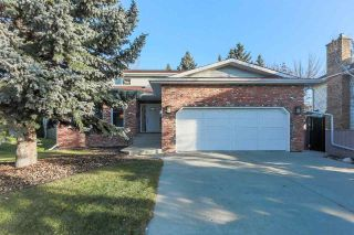 Main Photo: 4736 151 Street in Edmonton: Zone 14 House for sale : MLS®# E4133248