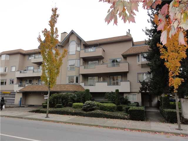 "Main Photo: 105 8700 WESTMINSTER Highway in Richmond: Brighouse Condo for sale in ""CANNAN PLACE"" : MLS®# V919162"