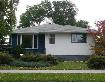 Main Photo: 112 Thorndale Avenue: Residential for sale (St. Vital)  : MLS(r) # 2819663
