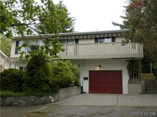 Main Photo: 4071 Carey Road in VICTORIA: SW Glanford Residential for sale (Saanich West)  : MLS® # 309643