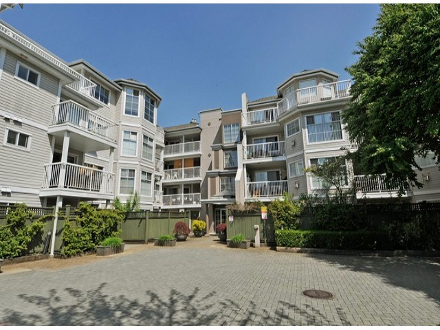 Main Photo: 311 2678 DIXON Street in Port Coquitlam: Central Pt Coquitlam Condo for sale : MLS®# V1051693