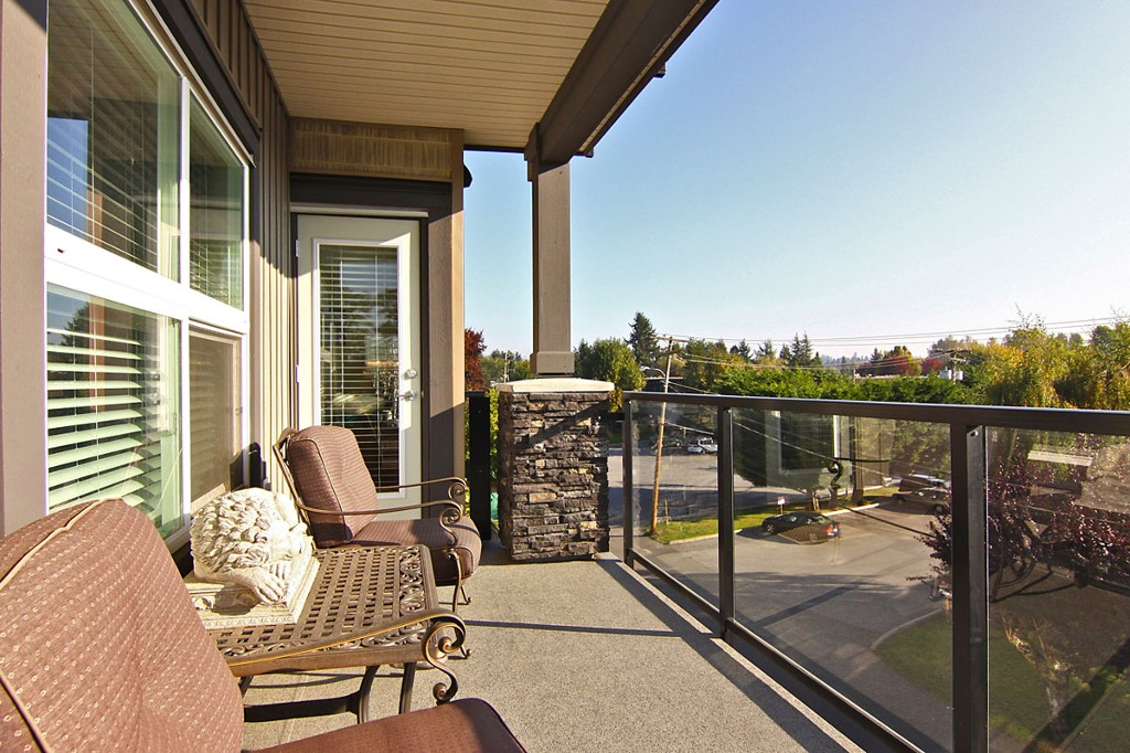 "Photo 22: 307 20630 DOUGLAS Crescent in Langley: Langley City Condo for sale in ""Blu"" : MLS® # F1413679"
