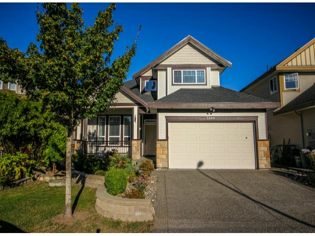 "Main Photo: 7266 198TH Street in Langley: Willoughby Heights House for sale in ""MOUNTAIN VIEW ESTATES"" : MLS® # F1422393"
