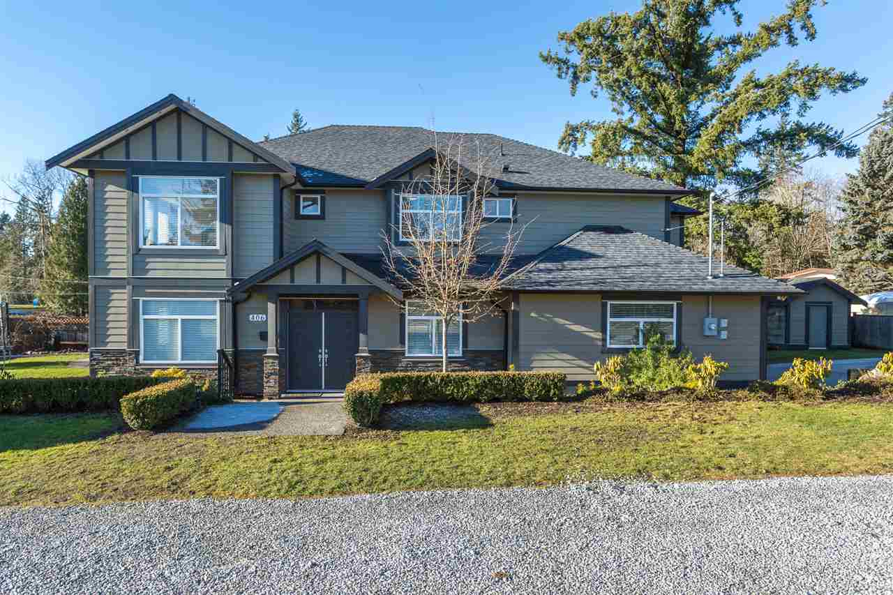 Main Photo: 406 GLENHOLME Street in Coquitlam: Central Coquitlam House for sale : MLS®# R2024022