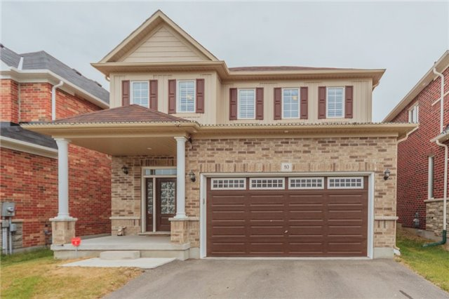 Main Photo: 80 William Ingles Drive in Clarington: Courtice House (2-Storey) for sale : MLS®# E3524118