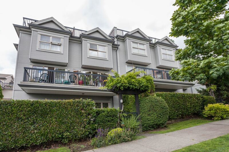 "Main Photo: 14 3855 PENDER Street in Burnaby: Willingdon Heights Townhouse for sale in ""ALTURA"" (Burnaby North)  : MLS®# R2087665"
