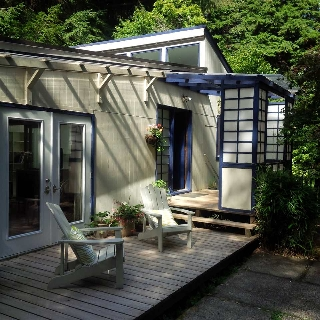 "Main Photo: 1288 ADAMS Road: Bowen Island House for sale in ""ADAMS RD"" : MLS® # R2103609"