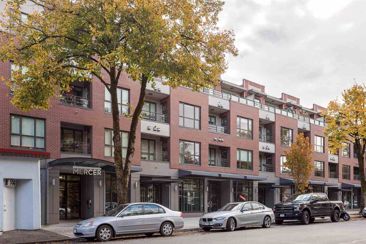 "Main Photo: 512 3456 COMMERCIAL Street in Vancouver: Victoria VE Condo for sale in ""MERCER"" (Vancouver East)  : MLS® # R2115446"
