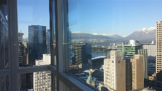 "Main Photo: 2907 438 SEYMOUR Street in Vancouver: Downtown VW Condo for sale in ""CONFERENCE PLAZA"" (Vancouver West)  : MLS(r) # R2126609"