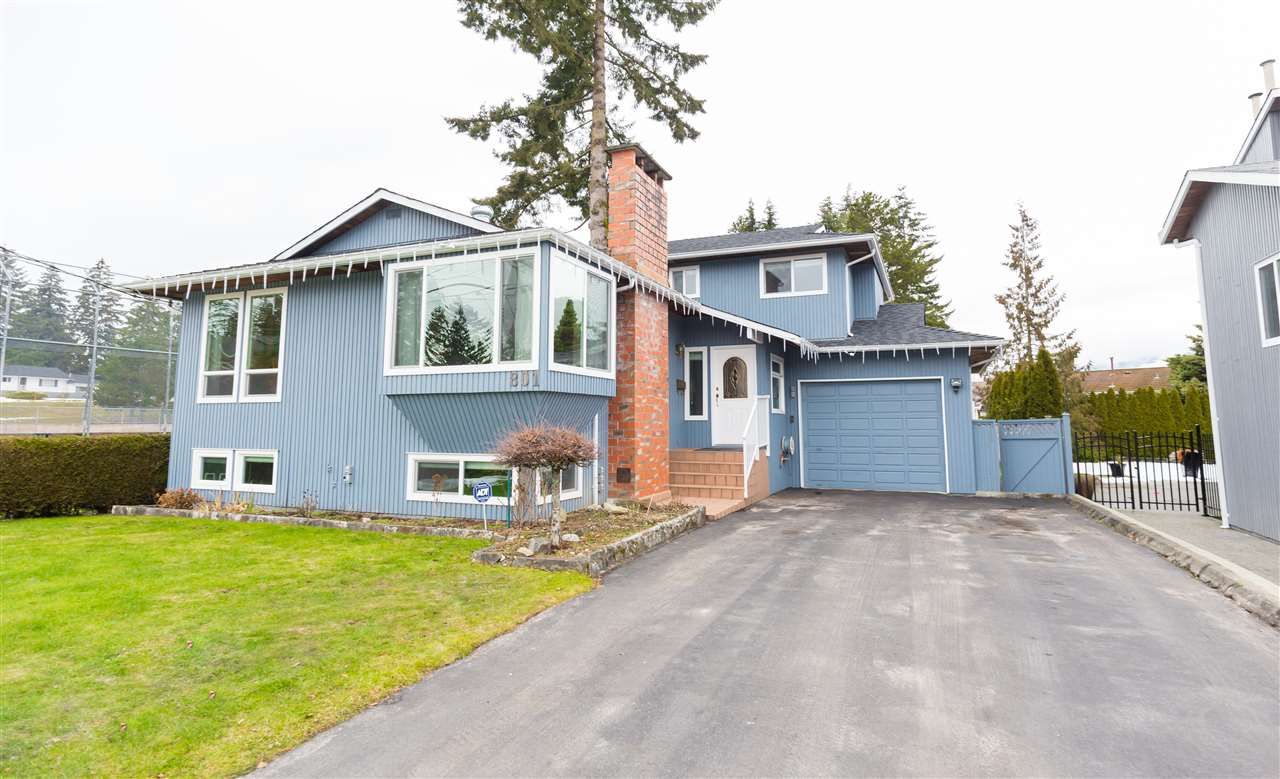 Main Photo: 801 SMITH Avenue in Coquitlam: Coquitlam West House for sale : MLS(r) # R2135259