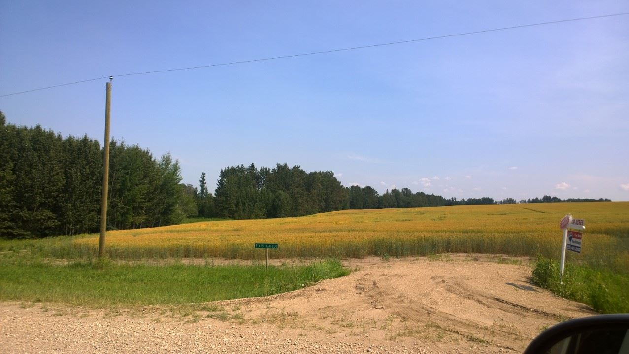 Main Photo: 51425 RGE RD 280 Road: Rural Parkland County Rural Land/Vacant Lot for sale : MLS(r) # E4051840