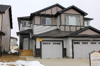 Main Photo: 20716 99 Avenue in Edmonton: Zone 58 House Half Duplex for sale : MLS(r) # E4052143