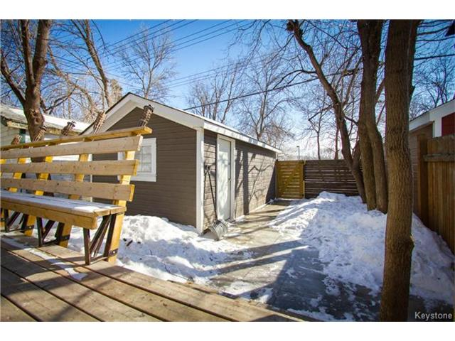 Photo 19: 364 Morley Avenue in Winnipeg: Fort Rouge Residential for sale (1Aw)  : MLS® # 1705166