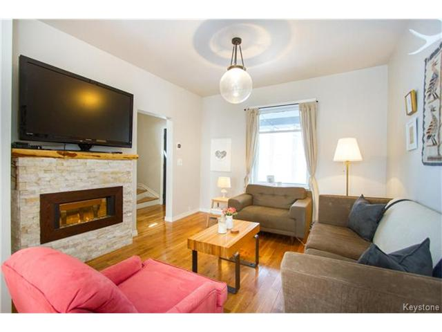 Photo 4: 364 Morley Avenue in Winnipeg: Fort Rouge Residential for sale (1Aw)  : MLS® # 1705166