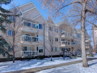 Main Photo: 202 8536 106A Street in Edmonton: Zone 15 Condo for sale : MLS(r) # E4055265