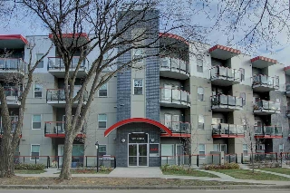 Main Photo: 410 10611 117 Street in Edmonton: Zone 08 Condo for sale : MLS(r) # E4055270