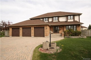 Main Photo: 43 East Springs Cove in Winnipeg: Algonquin Estates Residential for sale (3H)  : MLS® # 1706572