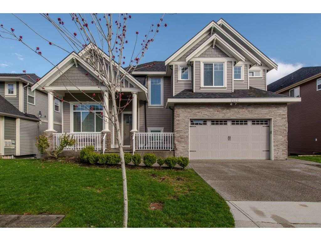 Main Photo: 2122 MERLOT Boulevard in Abbotsford: Aberdeen House for sale : MLS®# R2151107