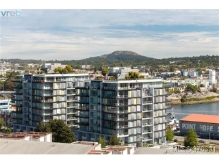 Main Photo: 506 373 Tyee Road in VICTORIA: VW Victoria West Condo Apartment for sale (Victoria West)  : MLS® # 376394